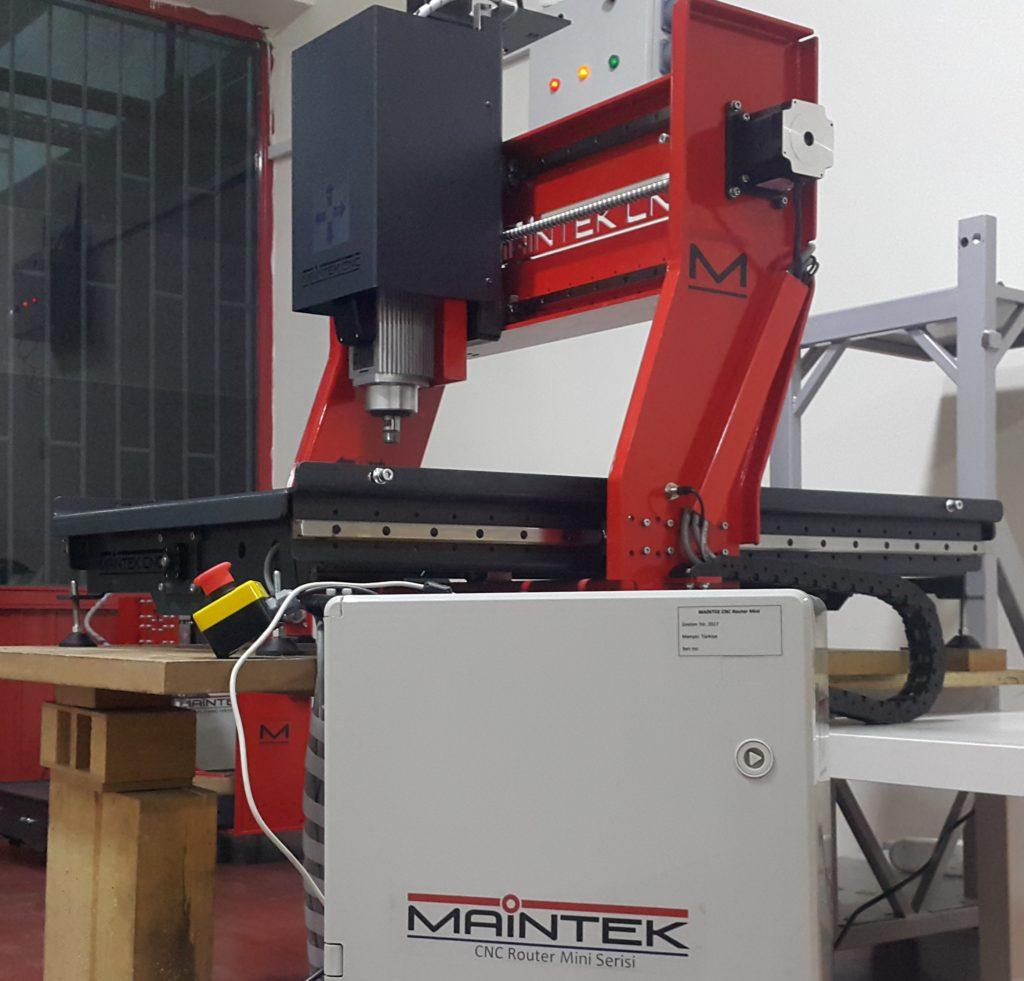 Maintek Masaüstü CNC 80